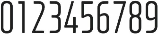 XXII Neue Norm RndCnd Regular otf (400) Font OTHER CHARS