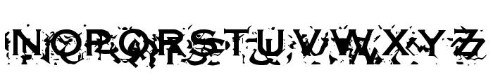 XXon XXoff Font UPPERCASE