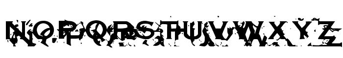 XXon XXoff Font LOWERCASE