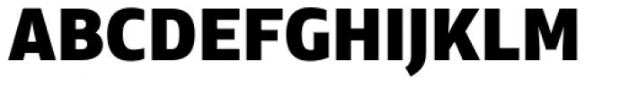 XXII Centar Black Font UPPERCASE