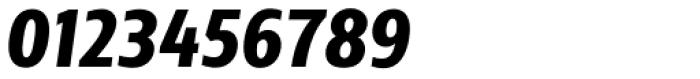 XXII Centar Heavy Cnd Italic Font OTHER CHARS