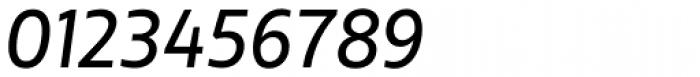 XXII Centar Italic Font OTHER CHARS