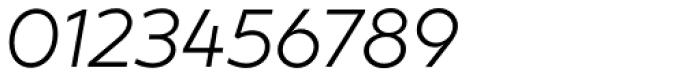 XXII Geom Book Italic Font OTHER CHARS
