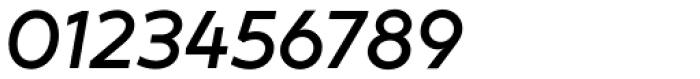 XXII Geom Medium Italic Font OTHER CHARS