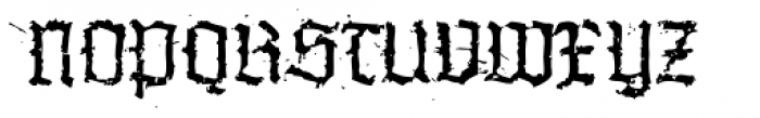 XXII In Ashes Regular Extended Font UPPERCASE