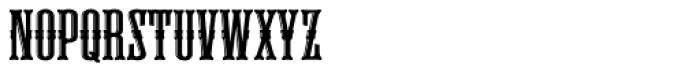 XXII MESCALINE Font UPPERCASE