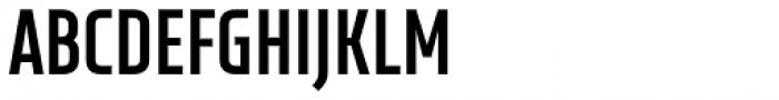 XXII Neue Norm Cnd Extra Bold Font UPPERCASE