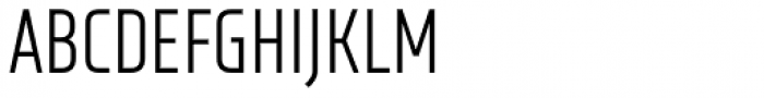 XXII Neue Norm Cnd Regular Font UPPERCASE