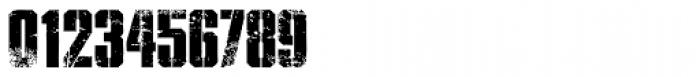 XXII STREITKRAFT EINS VERDRECKT Font OTHER CHARS