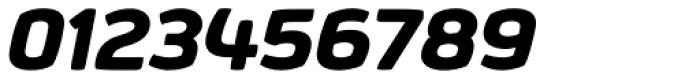 XXII Sinoz DSP Black Italic Font OTHER CHARS
