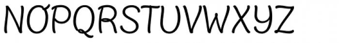 XXII Yonia Light Font UPPERCASE