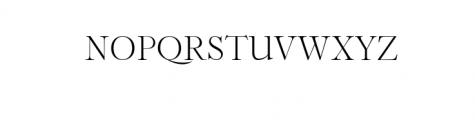 Xylon-Regular.otf Font UPPERCASE