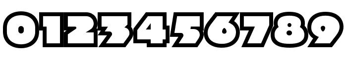 XylitolOutline-Regular Font OTHER CHARS