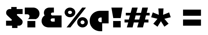 XylitolSolo-Regular Font OTHER CHARS