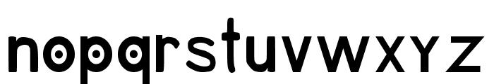 Xylogravura Font LOWERCASE