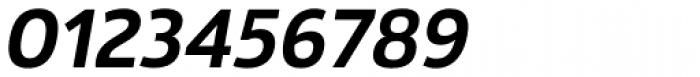 Xyngia Demi Bold Italic Font OTHER CHARS