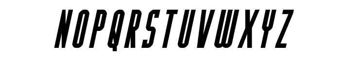 Y-Files Bold Italic Font LOWERCASE