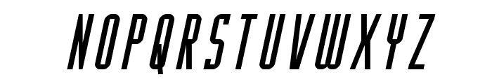 Y-Files Italic Font LOWERCASE