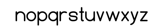 Y14.5M-2009 Font LOWERCASE