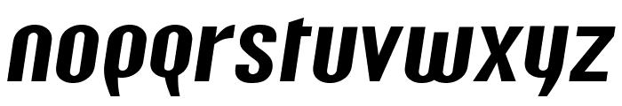 Y2K Analog Legacy Italic Font LOWERCASE