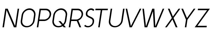 Y2K Neophyte Italic Font UPPERCASE