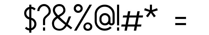 Y2K Neophyte Font OTHER CHARS