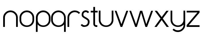 Y2K Neophyte Font LOWERCASE