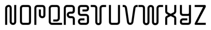 Y2KBug Regular Font LOWERCASE
