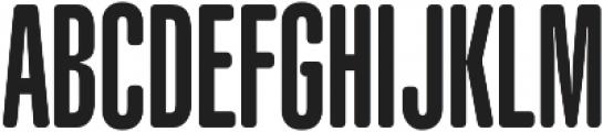 Yacarena Ultra Regular ttf (900) Font UPPERCASE