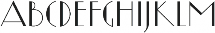 Yasashii Regular otf (400) Font LOWERCASE