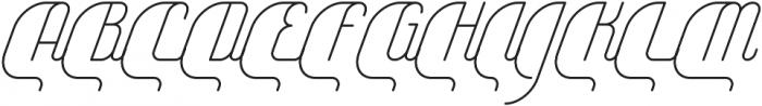 Yasemin otf (300) Font UPPERCASE