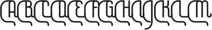 Yasemin otf (400) Font UPPERCASE