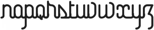 Yasemin otf (400) Font LOWERCASE