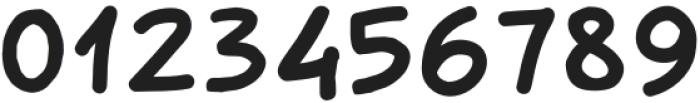 Yasir -Speech Bubble Regular otf (400) Font OTHER CHARS