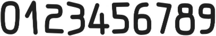Yatri otf (400) Font OTHER CHARS