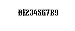 Yasaman.otf Font OTHER CHARS