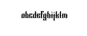 Yasaman.otf Font LOWERCASE