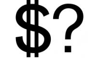 Yarelli Sans Serif Font Family Font OTHER CHARS
