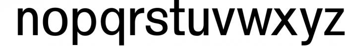 Yarelli Sans Serif Font Family Font LOWERCASE