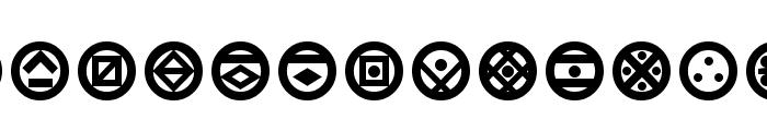 YAGO Font LOWERCASE