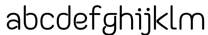 Yaahowu Ono Niha Font LOWERCASE