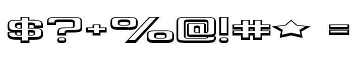 Yadou Font OTHER CHARS