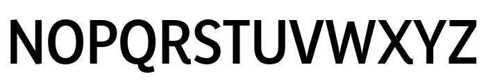 Yaldevi Colombo SemiBold Font UPPERCASE