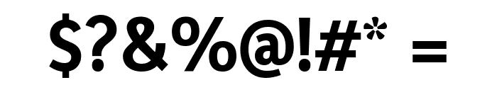YaldeviJaffna Bold Font OTHER CHARS