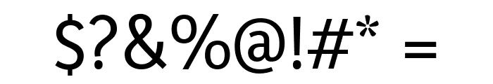 YaldeviJaffna Medium Font OTHER CHARS
