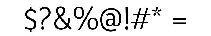 YaldeviJaffna Regular Font OTHER CHARS