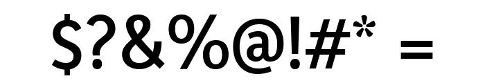 YaldeviJaffna SemiBold Font OTHER CHARS