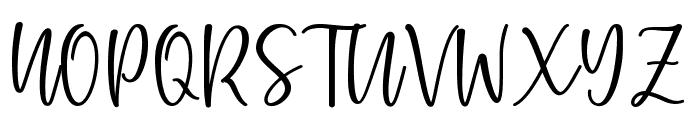 Yanis Font UPPERCASE