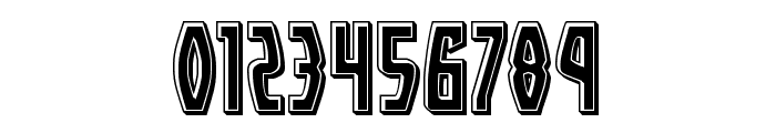 Yankee Clipper Bevel Font OTHER CHARS