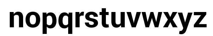 Yantramanav Bold Font LOWERCASE
